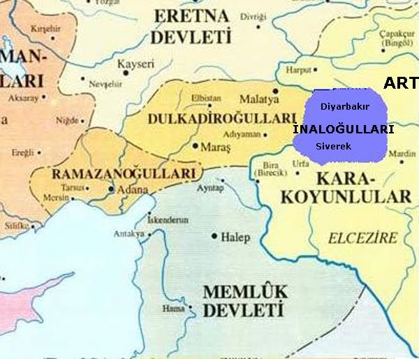 %name Anadoluda Kurulan İlk Türk Devletleri